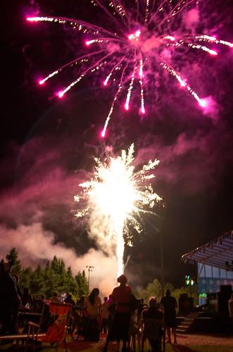 Fireworks, Le fête Nationale