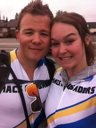 2012 Alberta Enbridge Ride to Conquer Cancer