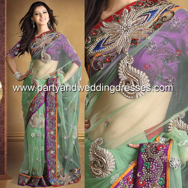 exclusive designer wedding sarees available online at http