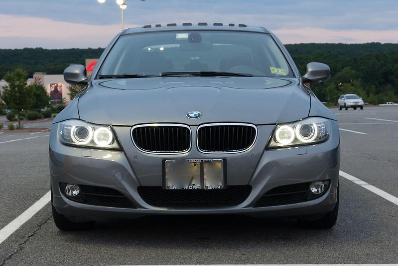 TGS HPB 20 Watt CREE 4-LED H8 Angel Eye Kit  BMW 3 Series