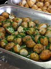 cruciferous vegetables(0.0), plant(0.0), meat(0.0), produce(0.0), stuffing(0.0), meatball(0.0), vegetable(1.0), vegetarian food(1.0), food(1.0), dish(1.0), cuisine(1.0), root vegetable(1.0),