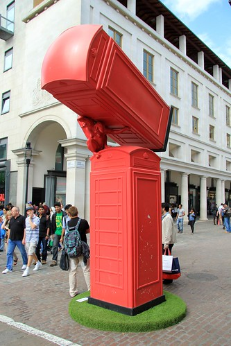 BT Artbox - T for Telephone