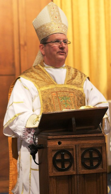 Una Voce Scotland - Bishop Rifan Visit 2012