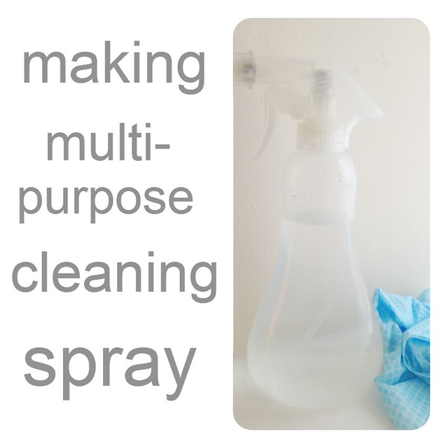 multi-purpose cleaning spray
