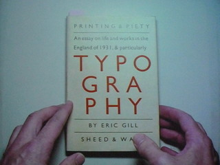 06 An Essay on Typography 1st Ed