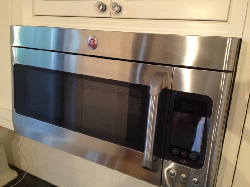 Kitchenaid Microhood fine kitchenaid microhood of this range so i pretty much knew what