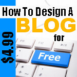 How To Design A Blog 150x150