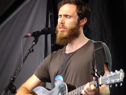 James Vincent McMorrow at Ottawa Bluesfest 2012
