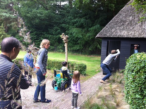 Photo session in Ommen