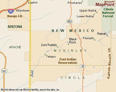 Zuni Pueblo Map  Flickr  Photo Sharing