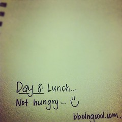Day 8: Lunch. Not hungry. Perhaps cheating on today's pic? #photoadayjuly #bdrawsthings #handdrawn #catchingup