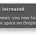 Thanks, @Dropbox!