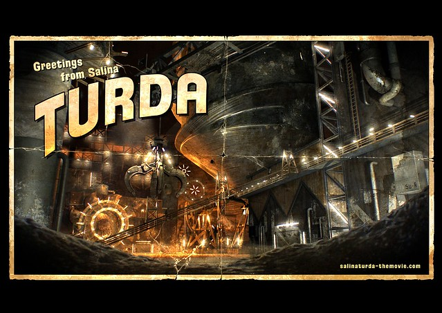a movie freely inspired by Salina Turda