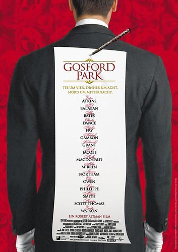 高斯福庄园 Gosford Park(2001)