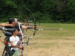 archery, individual sports, weapon, sports, recreation, outdoor recreation, cold weapon, target archery, bow and arrow,