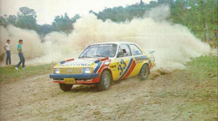 Chevette Monza Motor #2