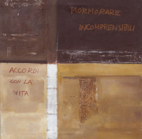 mormorare by Irene Papini