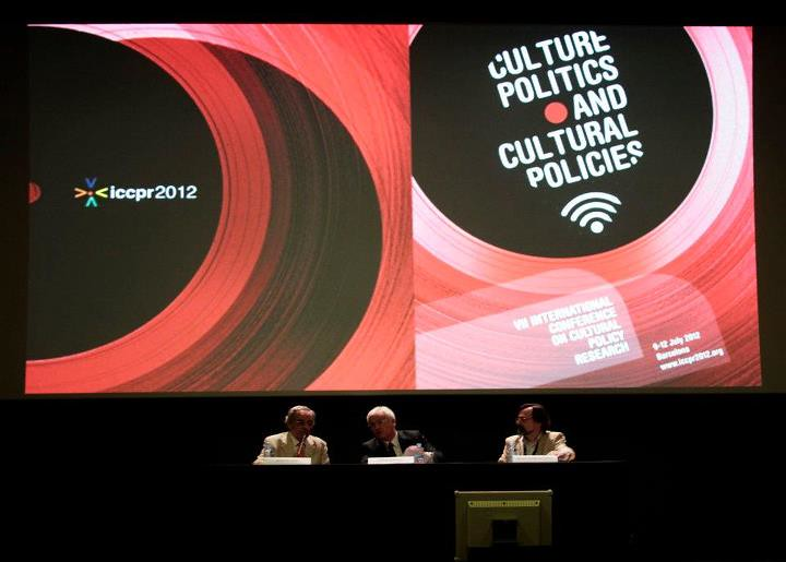 ICCPR 2012 Barcelona
