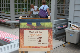 Come to the Mud Kitchen!