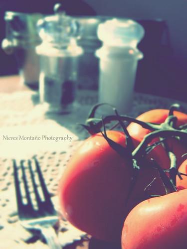 The tomato series