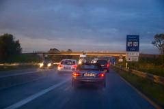 Sur l'autoroute allemande