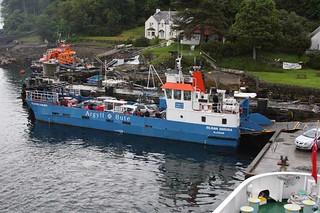 Eilean Dhiura Port Askaig