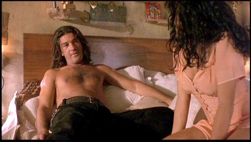 Antonio Banderas Unfaithful to her wife