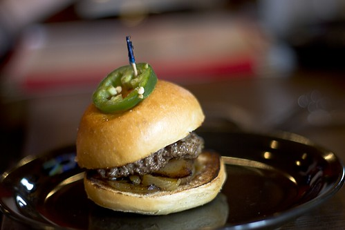 jalapeno pepper jack slider