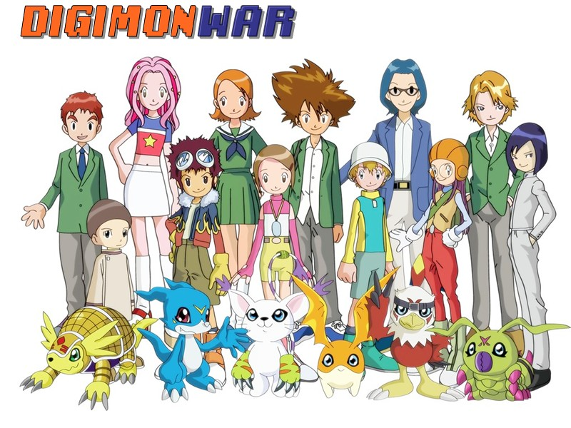 Digimon War 2.0