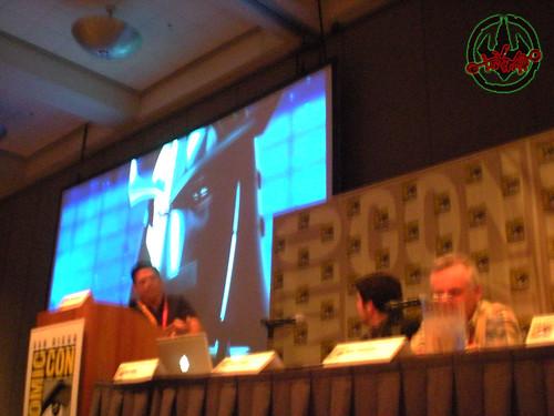 "San Diego Comic-Con 2012;""Go Green! With Lean, Mean, Ninja Team — Nickelodeon's Teenage Mutant Ninja Turtles (sneak peek)"" panel, Kevin Michael Richardson  ii"
