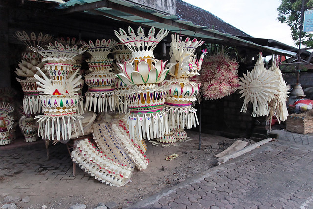 Palm Leaf decorations