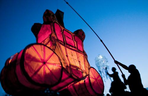Illuminares Lantern Festival by petetaylor