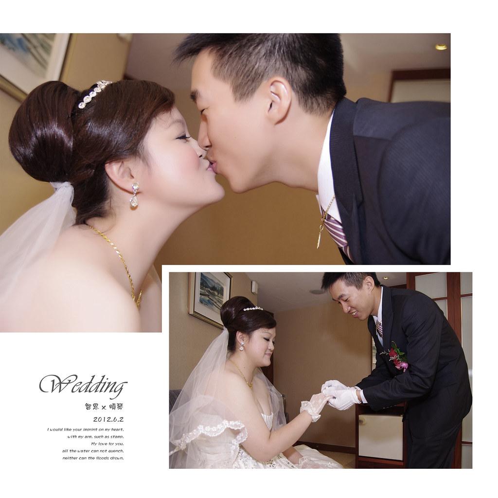 [婚禮記錄]智恩 x 曉琴 佳偶天成