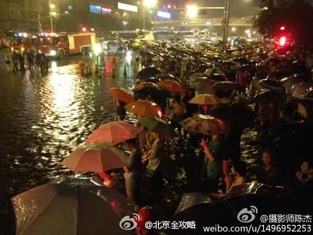 beijing rain2