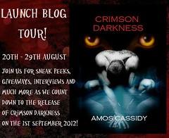 Crimson Darkness Blog Tour!
