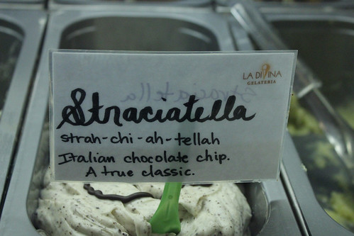 La Divina Gelateria. Photo by George Ingmire