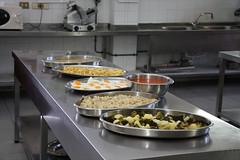 Residencia Barrika Barri - cocina
