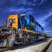 CXS Train #6089 by JRE313