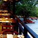 Chaaya Wild dining area, Yala National Park