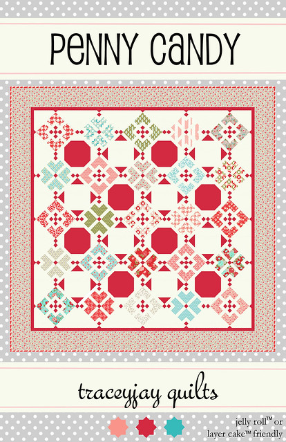 Traceyjay Quilts Penny Candy Pattern