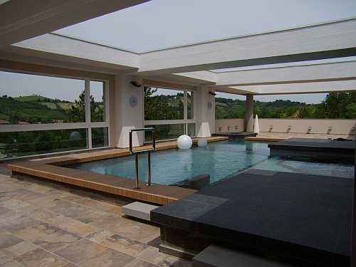 Nuovo ristorante e suite rinnovate all 39 admiral park hotel - Zola predosa piscina ...