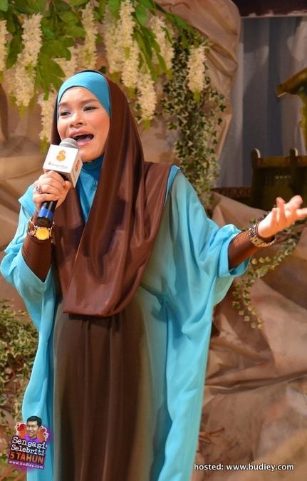 Ning Baizura, Nora & Forteen Hiburkan Majlis Perasmian & Berbuka Puasa Muzikal Aidilfitri