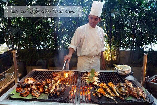 Ramadhan buffet - Intercontinental Hotel KL-001