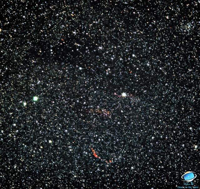 Cygnus sights:Veil Nebula