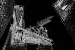 Black Night, Bovino, Puglia, Italy