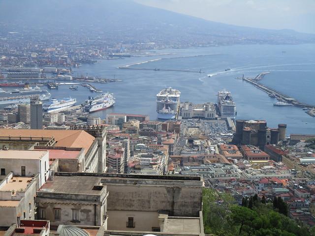 Napoli skyline 5, Canon POWERSHOT ELPH 160