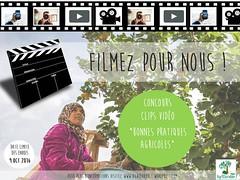 Concours : meilleur vidéo sur les bonnes pratiques en Tunisie