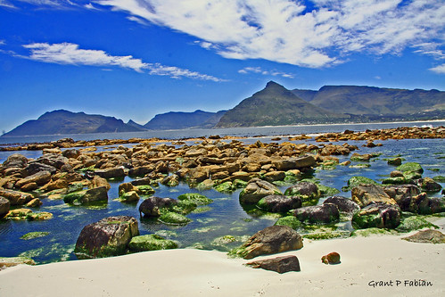 Kommetjie Rocks - Hout Bay's not bad either