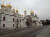 Kremlin Church Complex by jonathanbrown