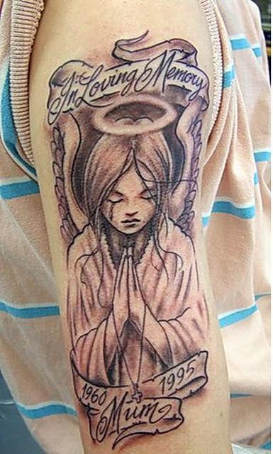Angel Tattoos (46)